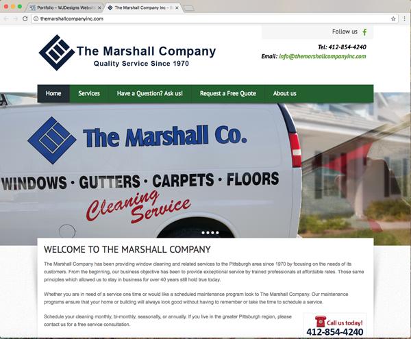 Marshall-Company