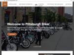 Pittsburgh-Biker